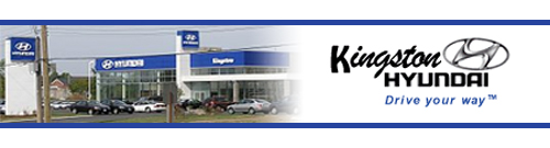 Kingston Hyundai in Kingston, Ontario