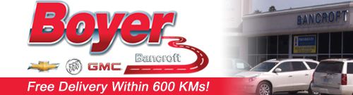 Boyer GM Bancroft in Bancroft, Ontario