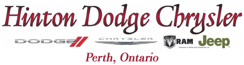 Hinton Dodge Chrysler in Perth, Ontario