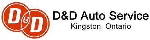 D&D Auto Service in Kingston, Ontario