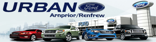 Urban Ford in Arnprior, Ontario