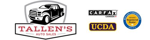 Tallen's Auto Sales in Kingston, Ontario