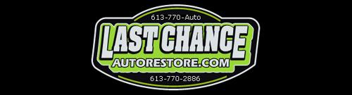 Last Chance Auto Restore in Yarker, Ontario