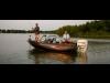 2014 Smoker Craft Pro Angler 172 DC 115 HP Evinrude E-Tec, Galv S/T Trlr For Sale Near Gananoque, Ontario