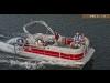 2015 G3 Boats Suncatcher V20C Pontoon Boat, Motor and Trailer For Sale Near Ottawa, Ontario