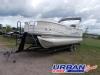 2007 SUN Tracker Party Barge 22 DLX Regency 22 For Sale Near Kingston, Ontario