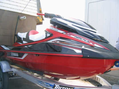 2019 Yamaha Wave Runner GP1800R at The Performance Shed in