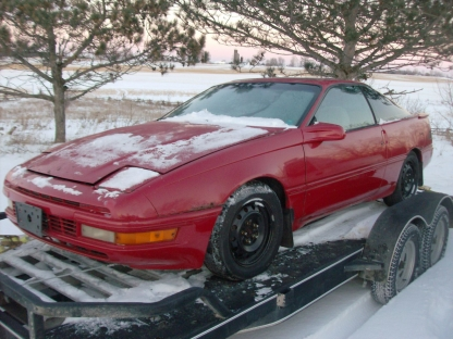 1992 Ford Probe LX V6 Coupe at Last Chance Auto Restore in Yarker, Ontario