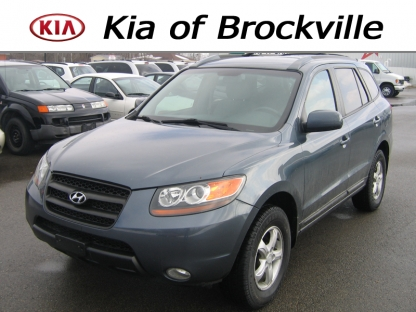 2007 Hyundai Santa Fe GL 3.3 AWD at Kia of Brockville in Brockville, Ontario