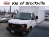 2007 GMC Cube Van For Sale Near Ottawa, Ontario
