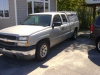 2005 Chevrolet Silverado 1500 Ext Cab