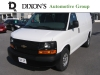 2012 Chevrolet Express Cargo