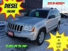 2008 Jeep Grand Cherokee Laredo, Diesel, 4x4, Leather, Sunroof