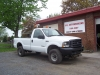2002 Ford F-350 Regular Cab 4X4 Diesel