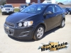 2012 Chevrolet Sonic LT For Sale Near Petawawa, Ontario