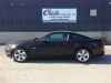 2013 Ford Mustang GT Coupe black on black manual transmiss For Sale