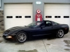 1998 Chevrolet Corvette Coupe w/ Removable Roof