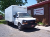 2009 GMC Savana 3500 16' Cube For Sale Near Belleville, Ontario