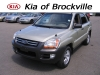 2006 KIA Sportage LX - V6 - AWD For Sale Near Kingston, Ontario