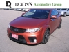 2010 KIA Forte Koup SX For Sale Near Gananoque, Ontario