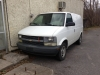 2003 Chevrolet Astro Cargo All Wheel Drive For Sale