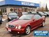 2001 Mercedes-Benz CLK430 Convertible For Sale Near Pembroke, Ontario