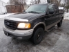 2002 Ford F-150 XLT Super Cab 4X4