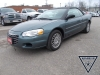 2006 Chrysler Sebring Convertible Convertible For Sale Near Gatineau, Quebec