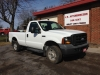 2006 Ford F-250 Regular Cab 4X4