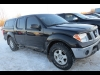 2005 Nissan Frontier SE 4x4 crew cab For Sale Near Gananoque, Ontario