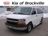 2012 Chevrolet Express 12 Passenger For Sale