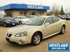 2008 Pontiac Grand Prix For Sale Near Petawawa, Ontario