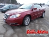 2013 Chrysler 200 Touring Convertible For Sale Near Bancroft, Ontario