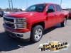2014 Chevrolet Silverado 1500 LTZ Z71 Crew Cab For Sale Near Shawville, Quebec