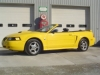 2004 Ford Mustang DELUXE CONVERTIBLE For Sale Near Peterborough, Ontario