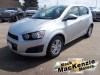 2013 Chevrolet Sonic LT 5Dr. Hatch Back For Sale Near Pembroke, Ontario