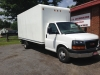 2007 GMC Savana 3500 16' Cube Van For Sale