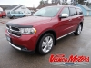 2013 Dodge Durango Crew AWD For Sale Near Bancroft, Ontario