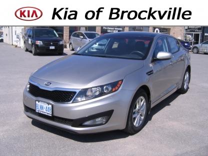 2013 KIA Optima LX+ GDI S/R at Kia of Brockville in Brockville, Ontario