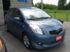 2008 Toyota Yaris RS 5 door hatch