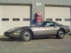 1985 Chevrolet Corvette Coupe w/ Removable Roof For Sale Near Peterborough, Ontario