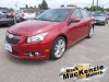 2011 Chevrolet Cruze LT RS