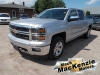 2014 Chevrolet Silverado 1500 LTZ 4X4 Crew Cab For Sale Near Shawville, Quebec