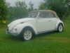 1971 Volkswagen Super Beetle Convertible For Sale Near Kingston, Ontario