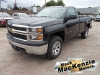 2014 Chevrolet Silverado 1500 Reg. Cab 4X4 For Sale Near Pembroke, Ontario