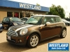 2011 MINI Cooper For Sale Near Eganville, Ontario