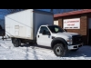 2008 Ford F-550 Cube Truck 6.4L Powerstroke Diesel For Sale