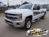 2015 Chevrolet Silverado 2500 LTZ 4X4 Crew Cab For Sale Near Barrys Bay, Ontario