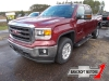 2015 GMC Sierra 1500 SLE Double Cab 4X4 For Sale Near Haliburton, Ontario