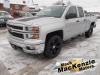 2015 Chevrolet Silverado 1500 LT  Double Cab 4X4 For Sale Near Shawville, Quebec